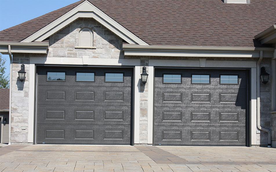 Vente porte de garage desrosiers r paration montr al rive for Installateur de porte de garage
